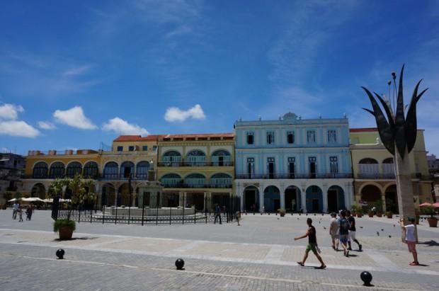 Plaza Vieja 2