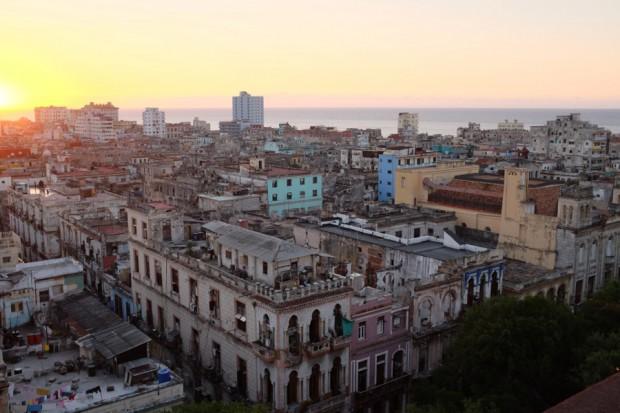 Aussicht Havanna