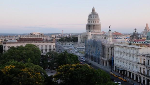 Aussicht aufs Capitol