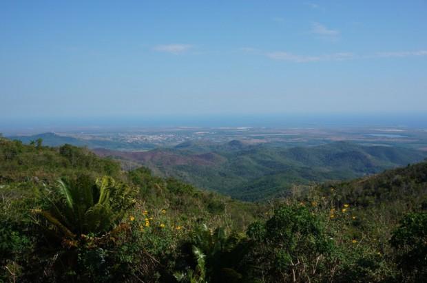 Landschaft um Trinidad